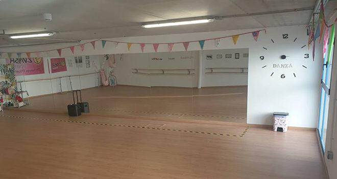Un nuevo espacio para la danza chestana