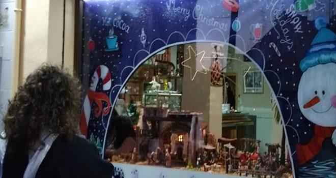 Premios a los mejores escaparates navideños
