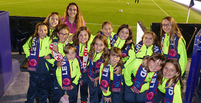 El equipo femenino de Cheste camina con paso firme