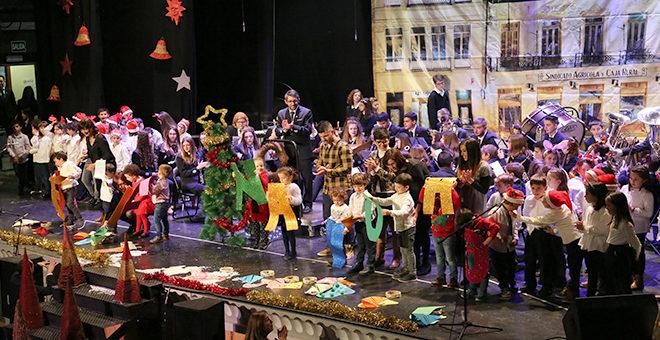El Concierto de La Lira marca el inicio de la Navidad