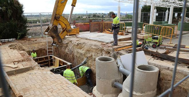 Mejoras en la canalización del agua para evitar nuevas inundaciones